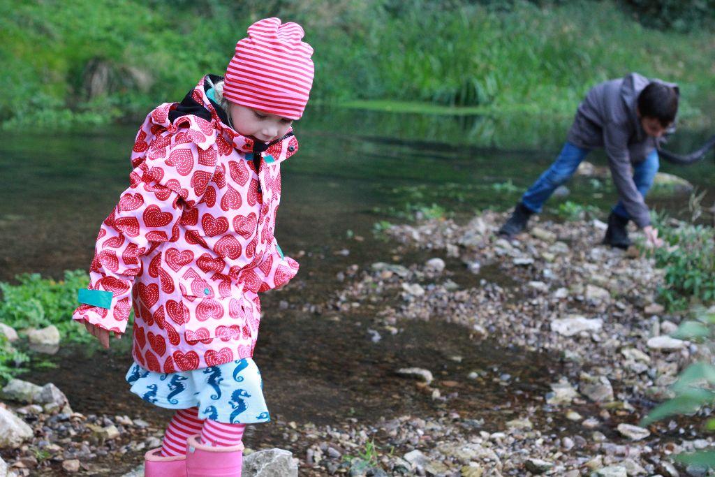 Naturkinder in ihrem Element