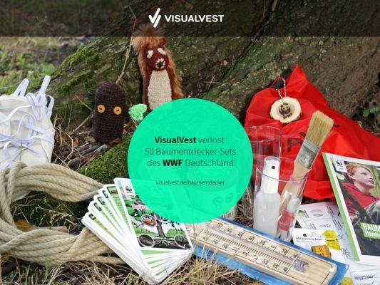 VisualVest Baumentdecker Sets