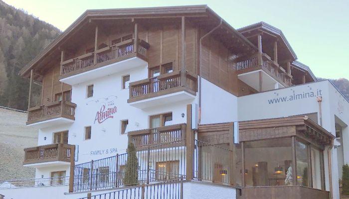 Mama und Sohn Auszeit im Hotel Almina Family & Spa in Südtirol