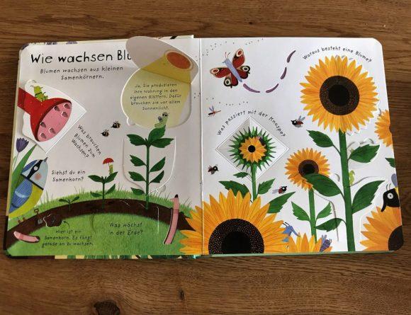 Kinderbücher rund um die Natur