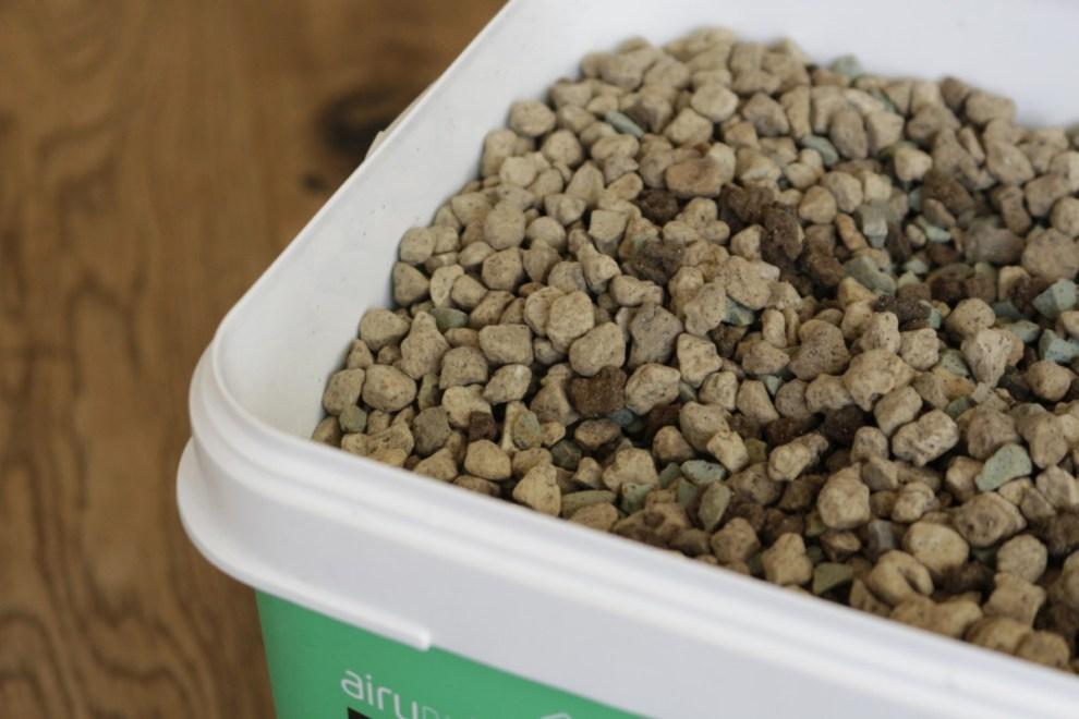 Granulat für Topfpflanzen