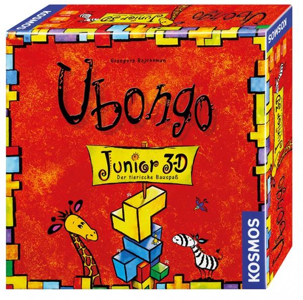 Cover Ubongo Junior 3D