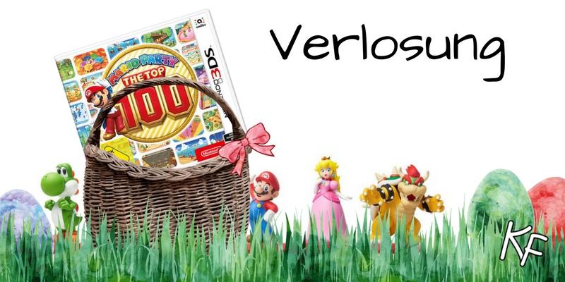 Verlosung Nintendo Mario Party