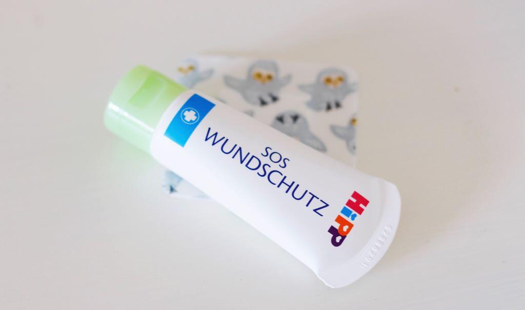 Packshot SOS Wundschutz HIPP