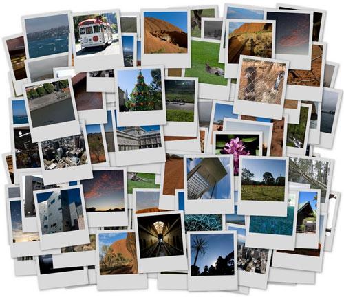 Aussie Collage