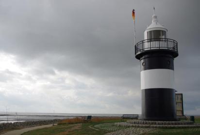 Sturm zieht auf (Foto: H. Möller)