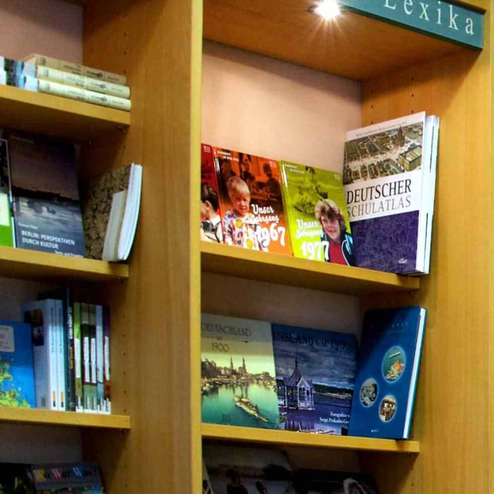 Sachbücher / Ratgeber