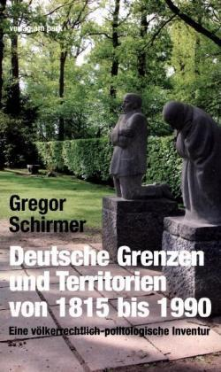 Deutsche Territorien 1815 bis 1990