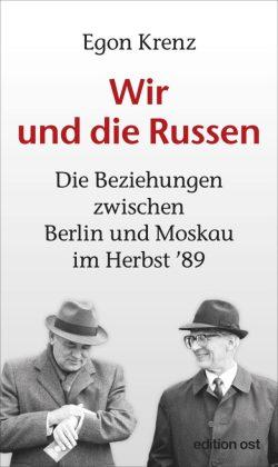 Cover: Wir und die Russen