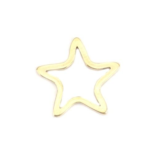 Sternchen gold