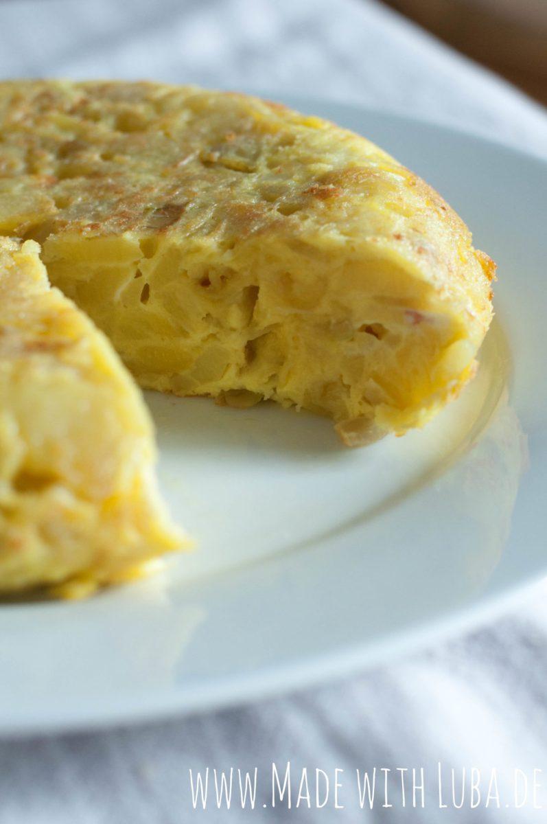 Gastbeitrag: Spanische Tortilla