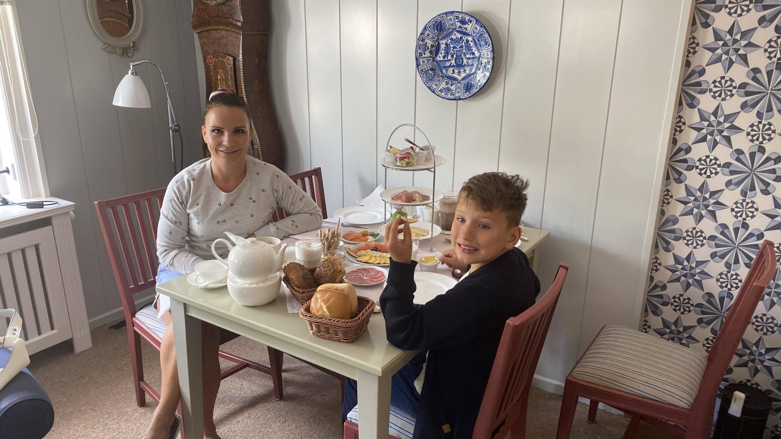 Familien Frühstück Landhaus Altes Pastorat