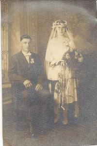 Alph and Elisabeth Wunderlich