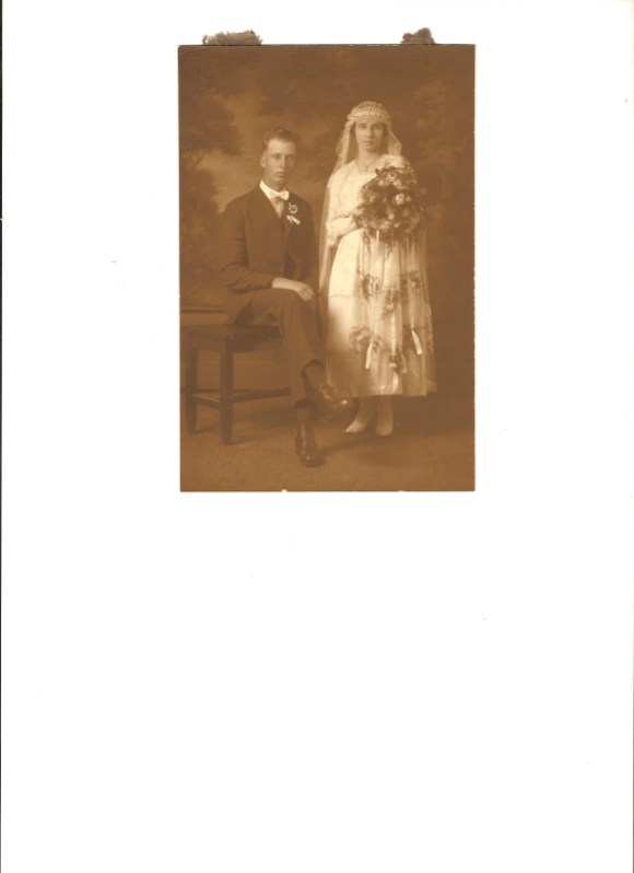 Ed and Lydia Hildebrandt