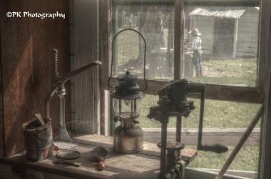 Through Window PW House
