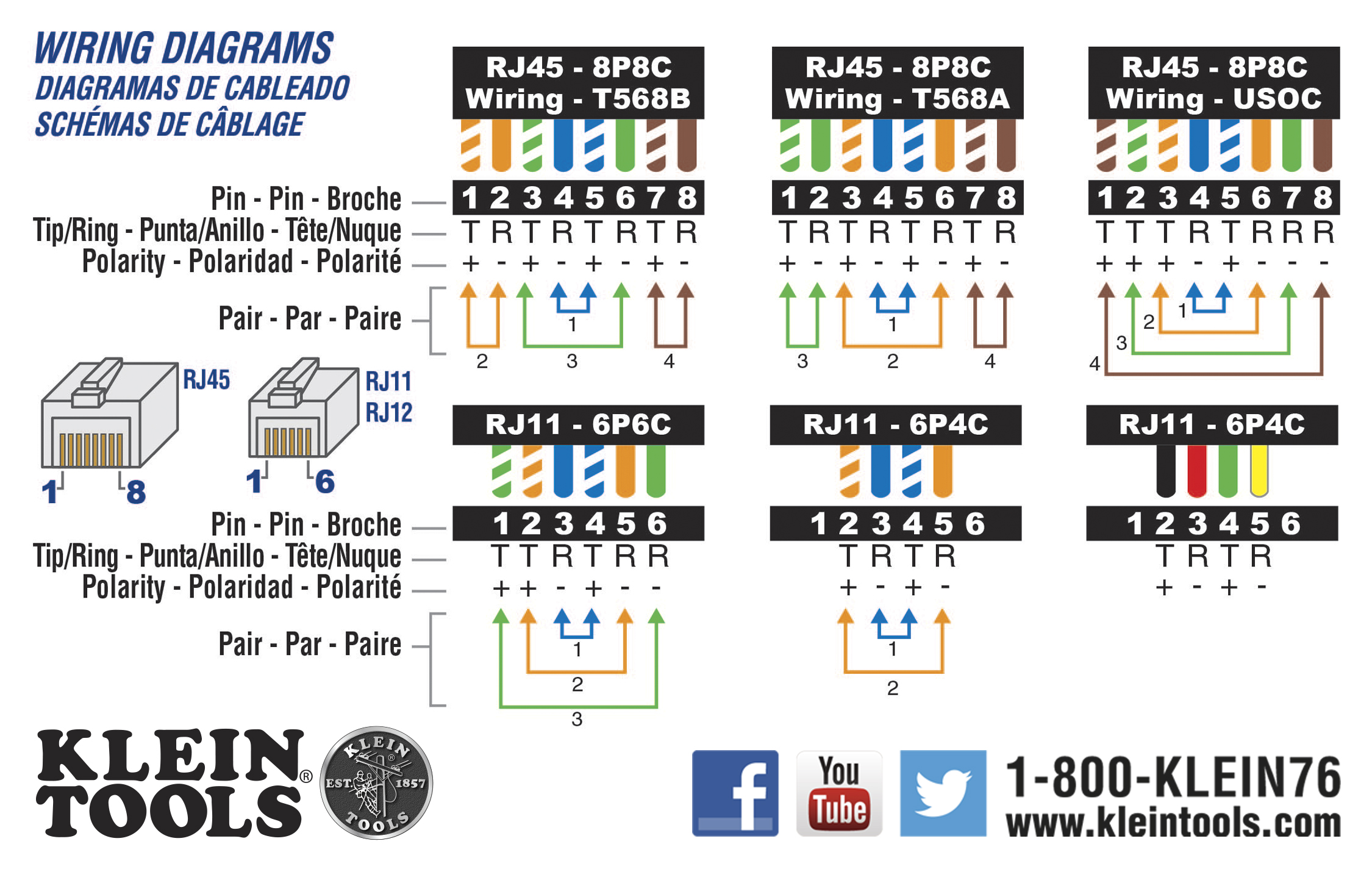 Amazing Rj11 To Rj45 Wiring Diagram Pictures - Everything You Need ...