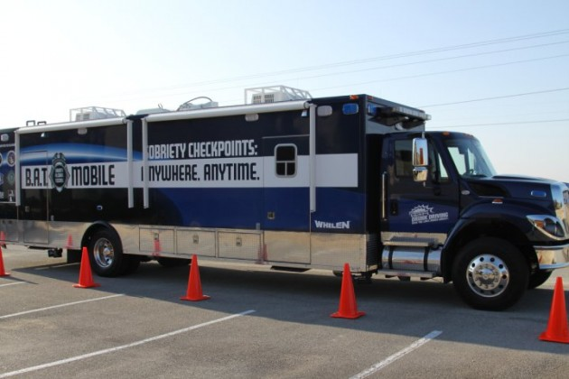 Jonesboro Police Department Conduting Sobriety Checkpoints