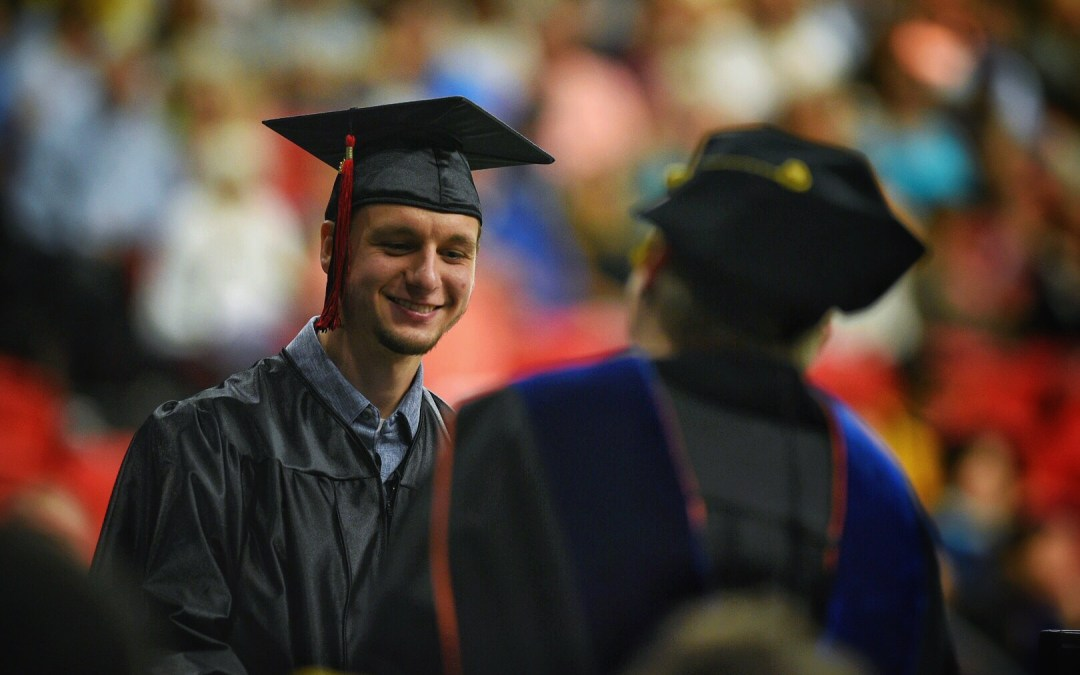 Summer Commencement Includes New Record of Graduates
