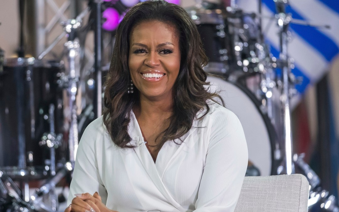 Michelle Obama Shares Her Story