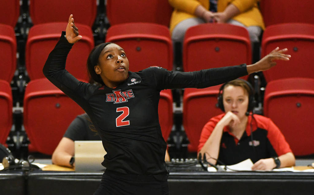 May Named to AVCA Southwest All-Region Team