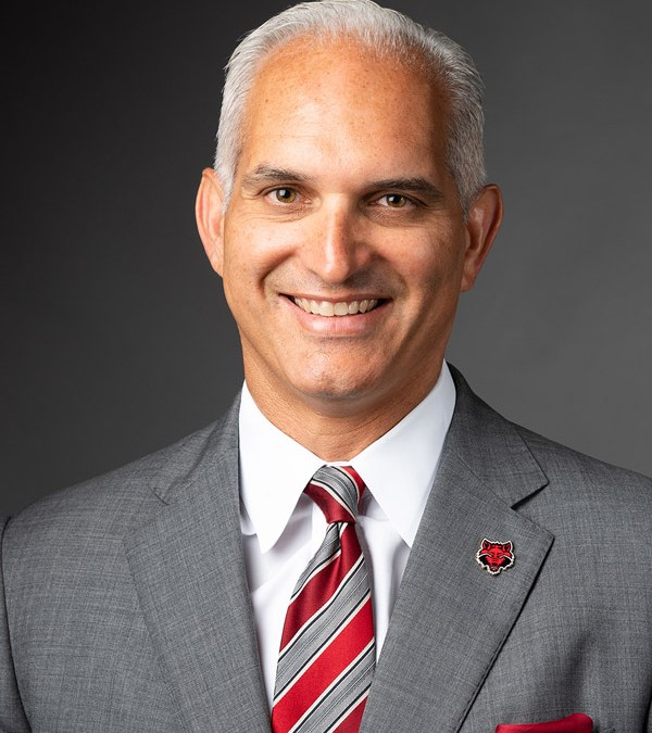 A-State's Mohajir Named to CFP Selection Committee