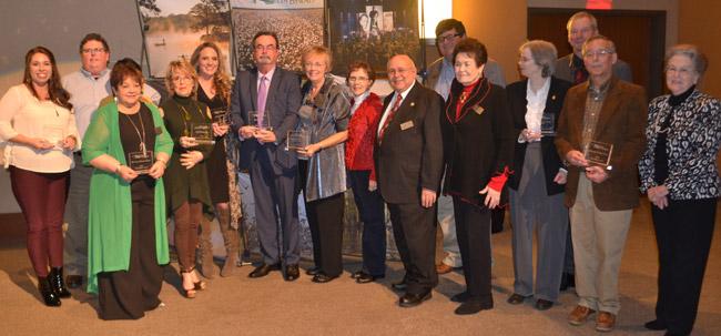 Arkansas Delta Byways Presents 2019 Tourism Awards