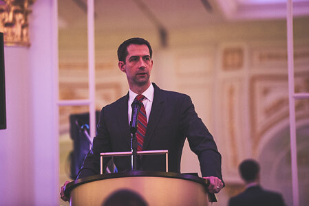 Cotton, Cruz, Colleagues Urge Additional Action Following Golan Heights Decision