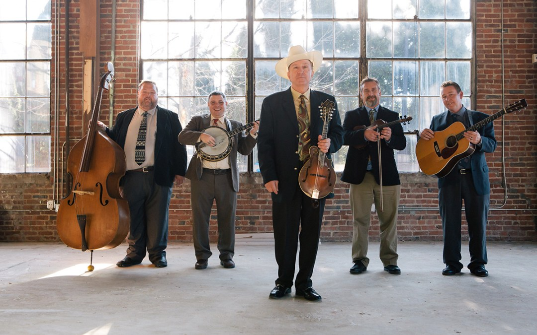 KASU's Bluegrass Monday to FeatureDavid Davis and Warrior River Boys