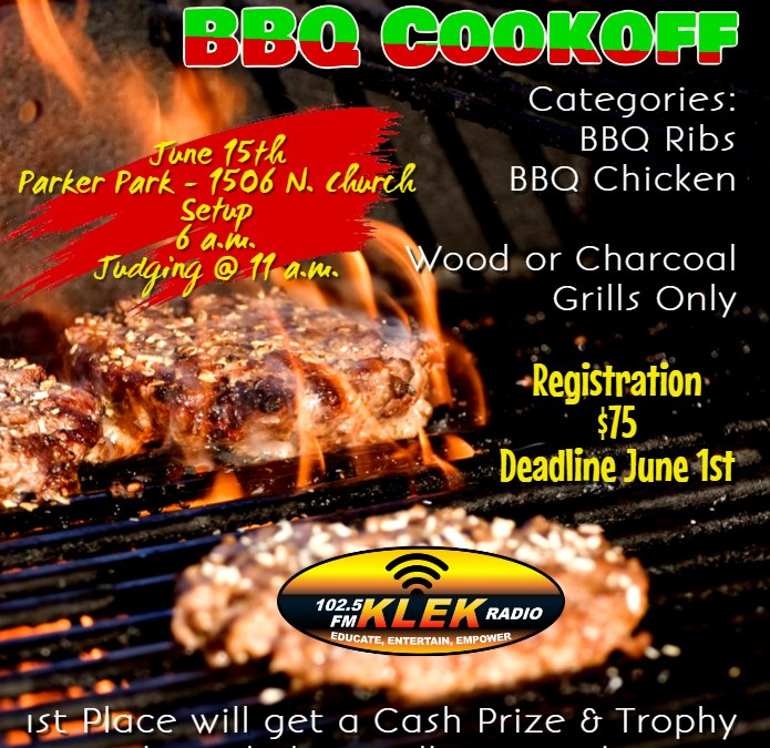 Juneteenth BBQ Cook Off Registration and Rules