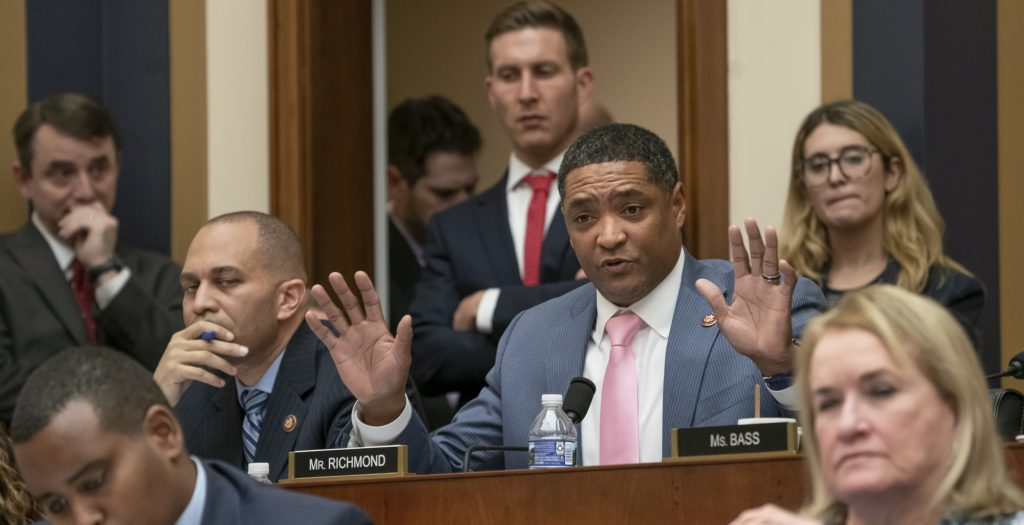 Cedric Richmond on Constitutional Crisis in White House, Trump Family