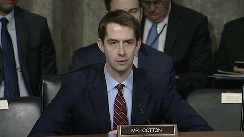 Cotton, Colleagues Introduce Bill to Bar Chinese Military Scientists From American Labs