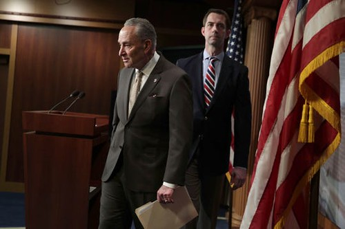 Cotton & Schumer in USA Today: 'Fentanyl Sanctions Act' targets traffickers like China