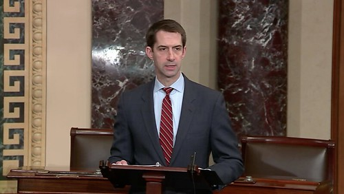 Cotton Targets Corporate Attack on Pro-Life Americans