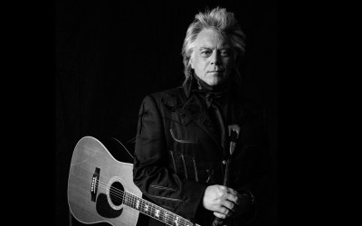 Music Legend Marty Stuart Excited About JCHF Appearance