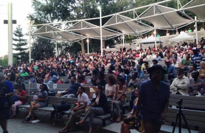 17th Annual ImageNation Outdoors Festival of Soul Cinema & Music Kicks off Aug. 8 in NY