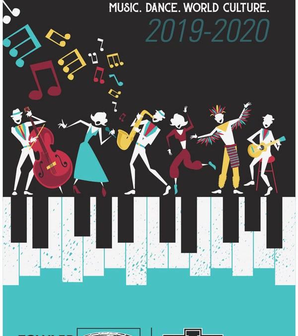Fowler Center Announces 2019-20 Performance Season