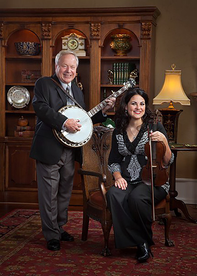 Bluegrass Monday to Feature Little Roy and Lizzy Show