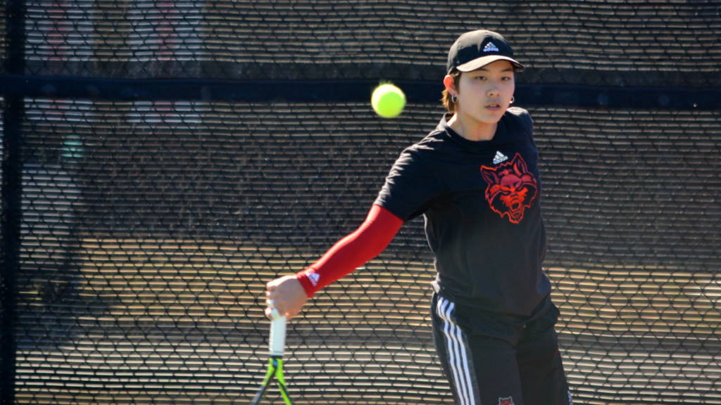 A-State Women's Tennis Records Five Wins at ITA Regionals