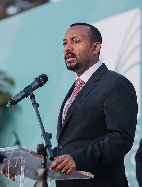Ethiopian Prime Minister Abiy Ahmed Awarded 2019 Nobel Peace Prize
