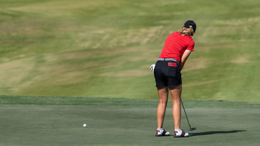 Record Round Places A-State Atop Leaderboard After Second Round at Lady Red Wolves Classic