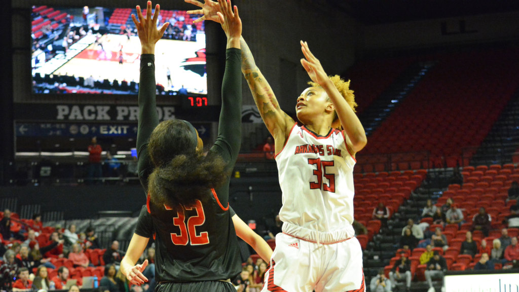 A-State Drops 79-67 Decision To SEMO Wednesday Night
