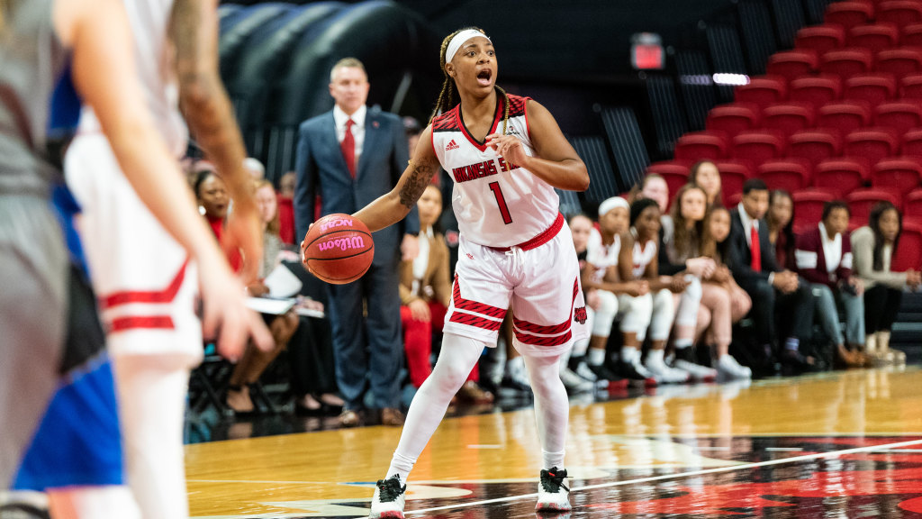 A-State Captures West Coast Win At San Diego State