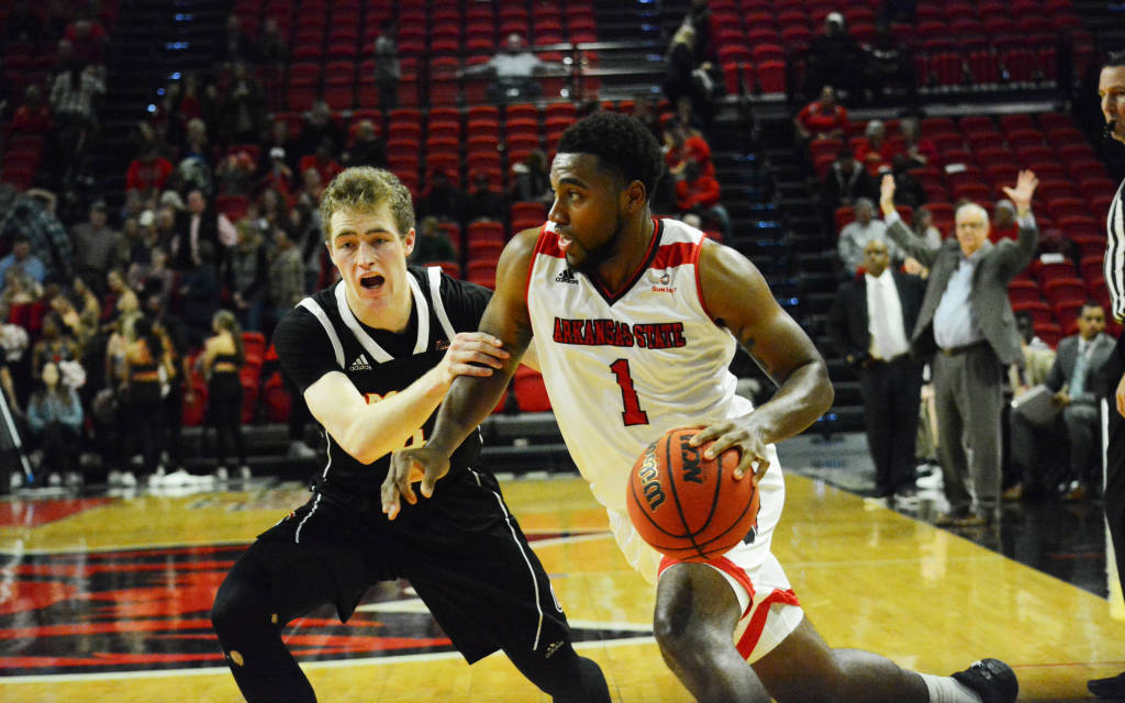 Strong Second Half Sparks A-State To Comeback Win Over Omaha