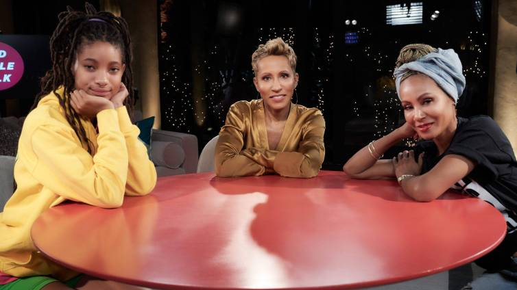 """Jada Pinkett Smith's """"Red Table Talk"""" Renewed Through 2022 by Facebook, Gets Spin-Off"""