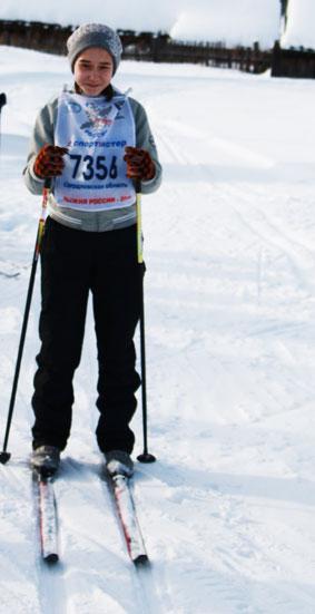 Лыжня России 2016 в п.Бисерть