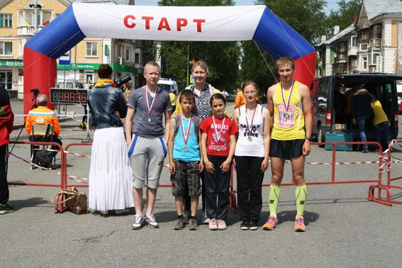 Успехи спортсменов с.Старобухарово.