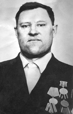 Екимовских Николай Гаврилович