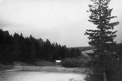 Контуговский пруд