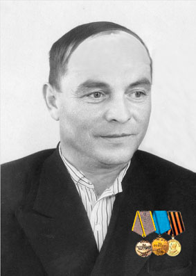 Власов Александр Ефимович