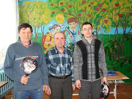 Шахматный турнир №1 памяти В.С.Уткина